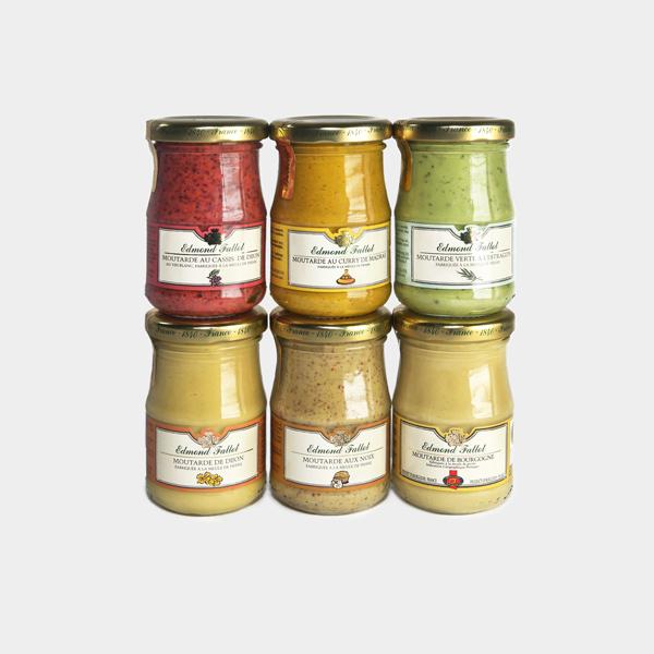 moutardes-6-assortiment-edmondfallot-beaune-bourgogne-mulot-petitjean-boite-assortiment-nonettes-dijon-bourgogne-mimicanette