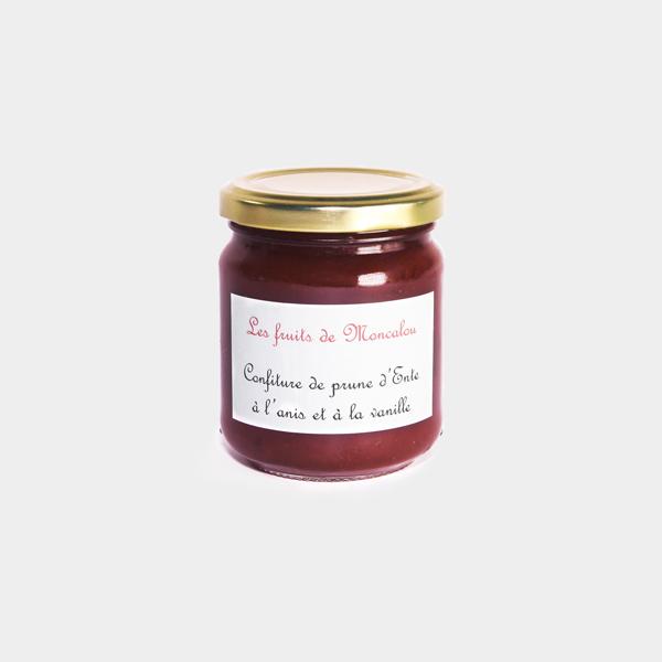 confiture-extra-prune-d-ente-vanille-anis-moncalou-perigord-mimicanette