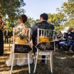 Mariage chic et champêtre